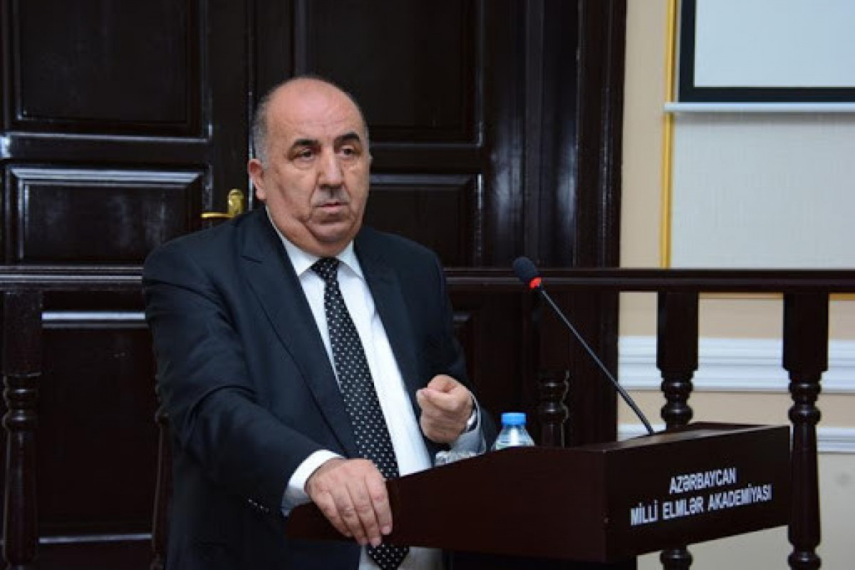 """Akademik: """"Azərbaycanın nail olduğu uğurların mayasında həm də dövlətimizin diaspor siyasəti dayanır"""""""