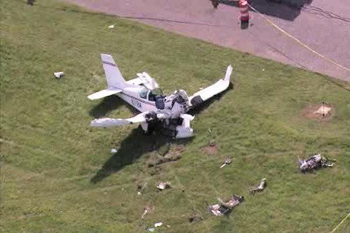 Шесть человек погибли при крушении самолета на юге Гаити