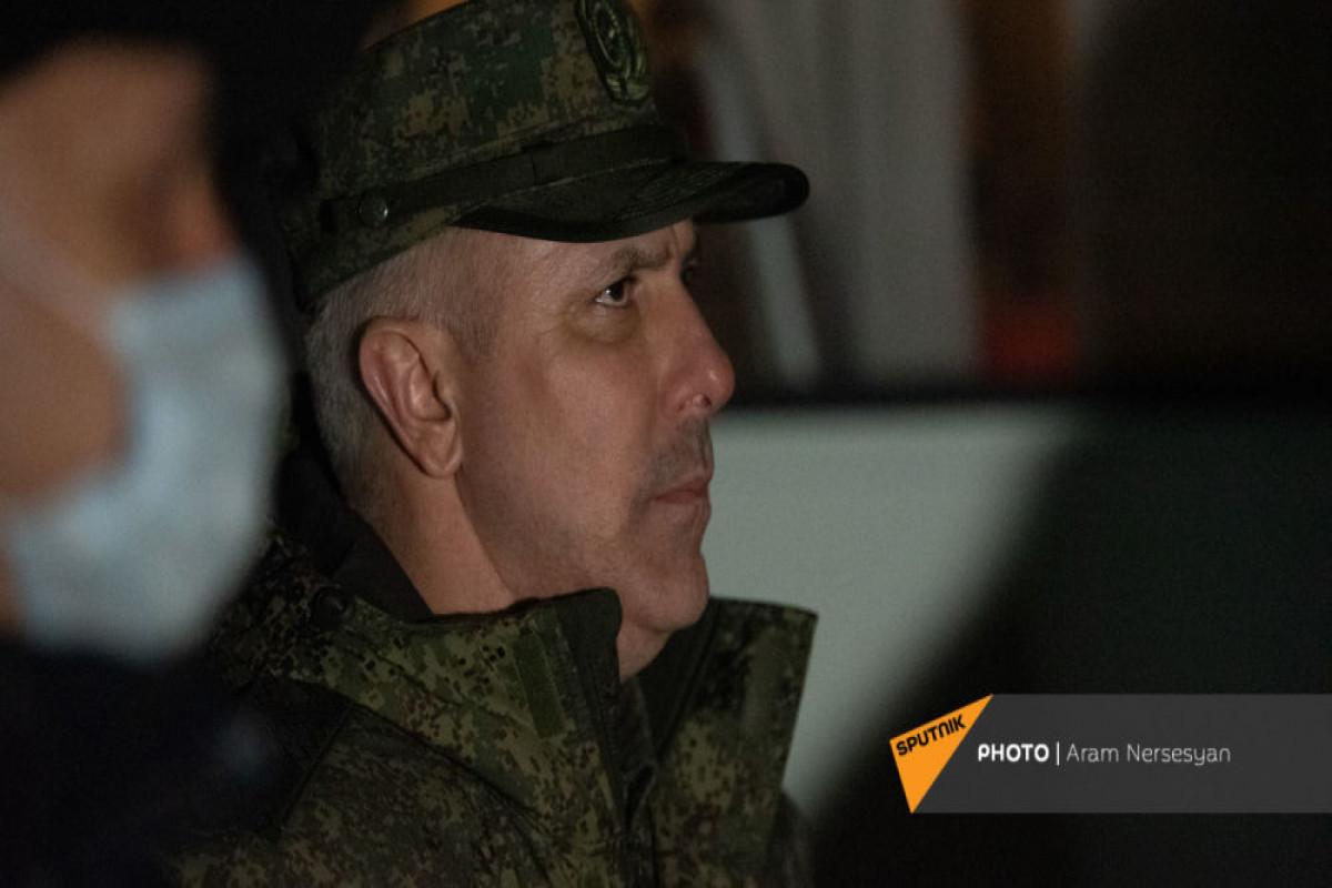 Рустам Мурадов выступил с заявлением после возвращения из Баку в Ереван армянских военнослужащих