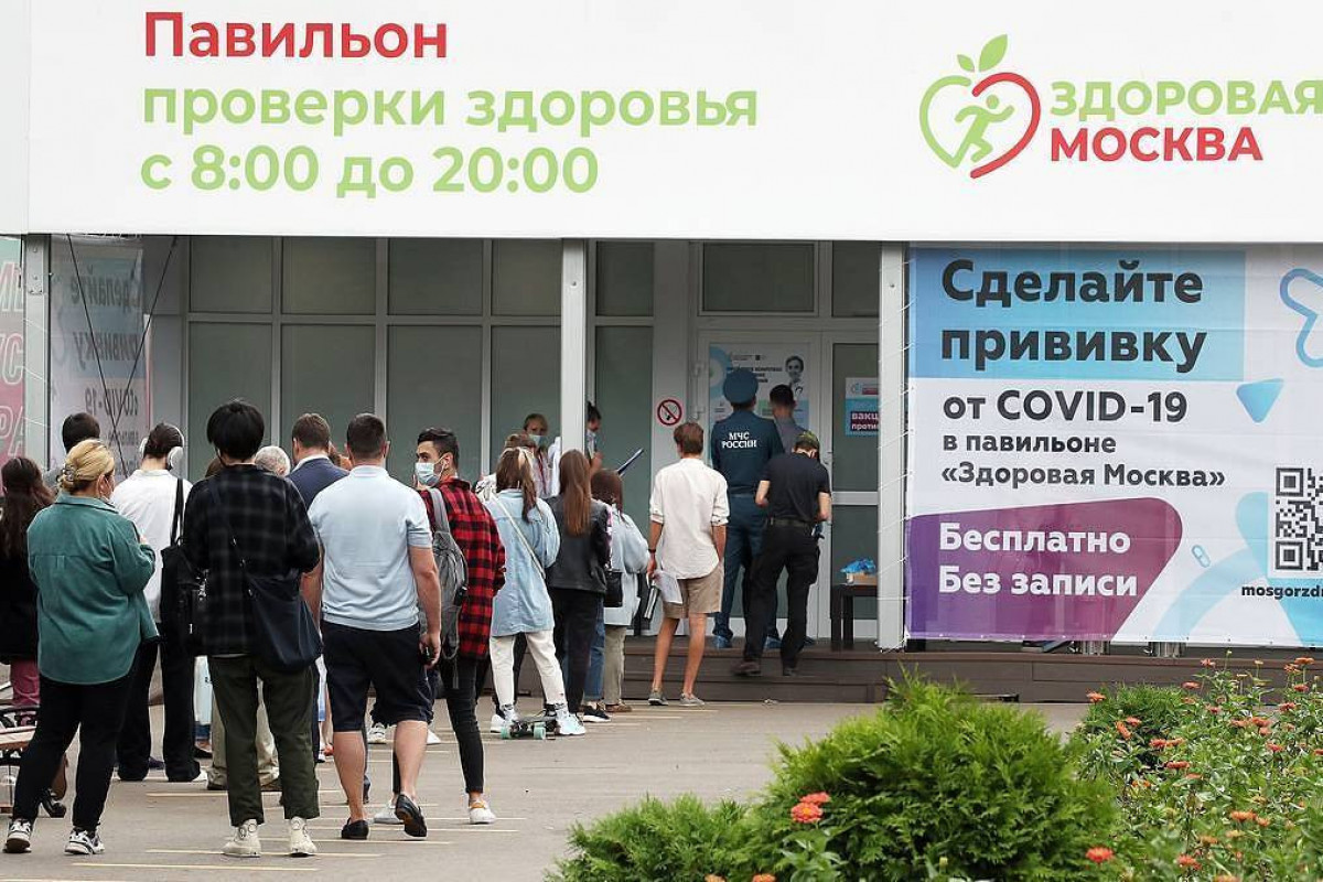 Over 2.7mln people receive at least first shot of COVID-19 vaccine in Moscow - mayor