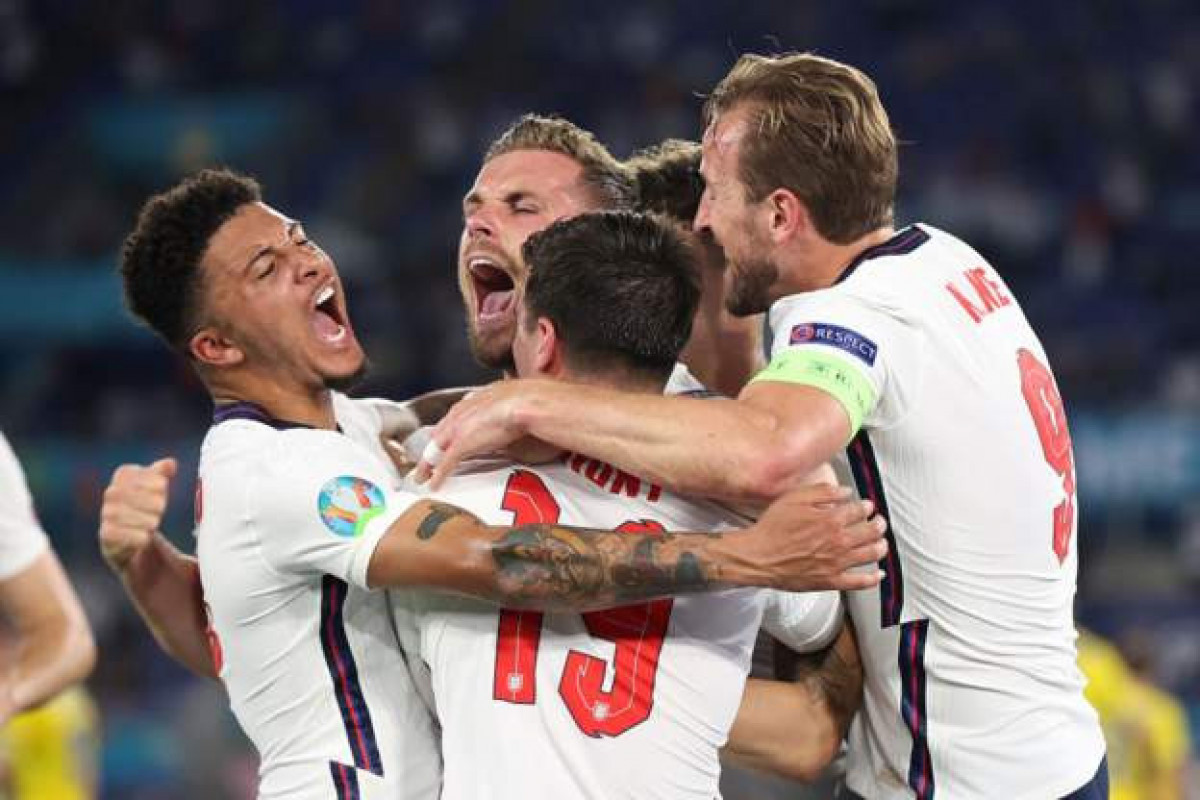 Euro 2020: Impressive England into semi-finals after thrashing Ukraine
