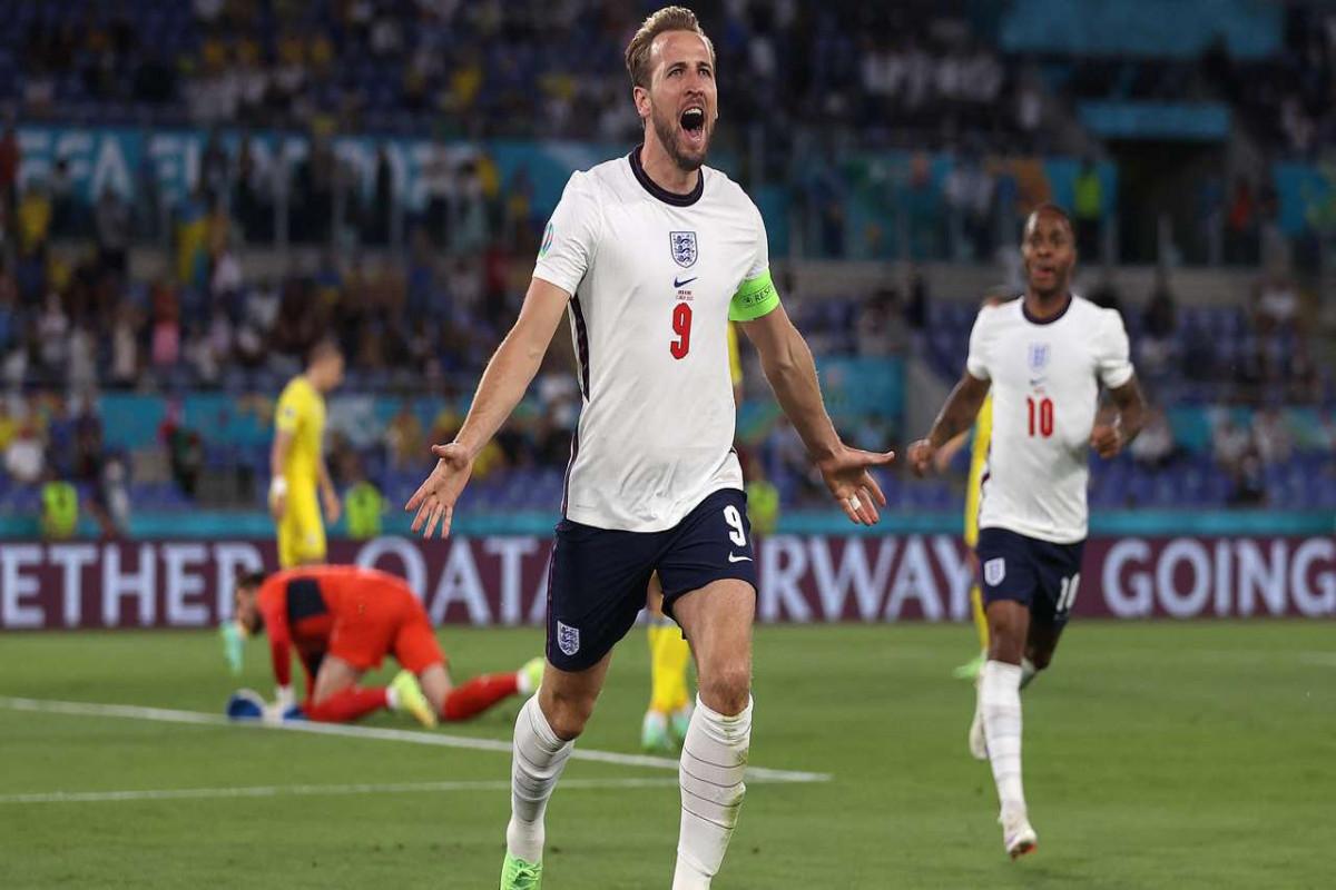 Евро-2020:  Англия разгромила Украину и вышла в полуфинал