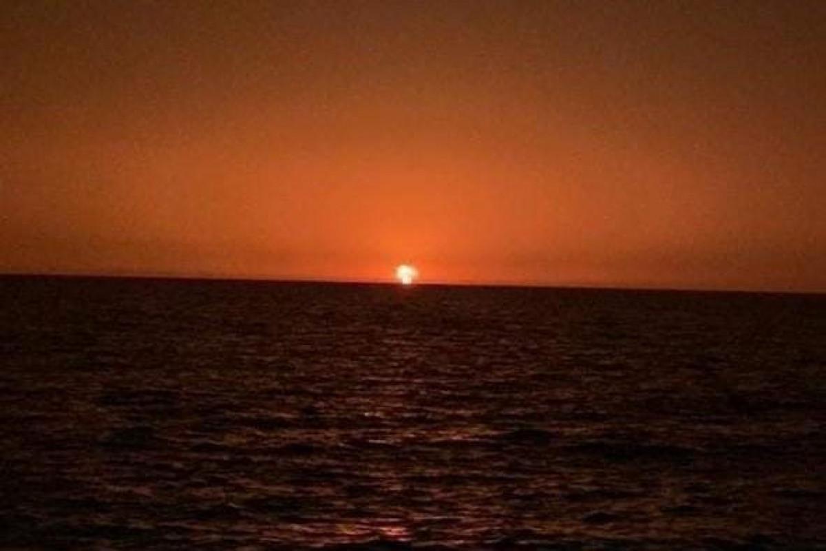 SOCAR: Взрыв произошел за пределами платформы «Умид» -ОБНОВЛЕНО -ВИДЕО