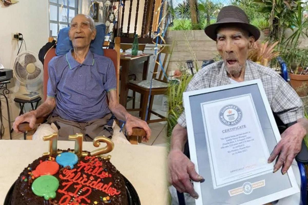 Dünyanın ən yaşlı insanı məlum olub