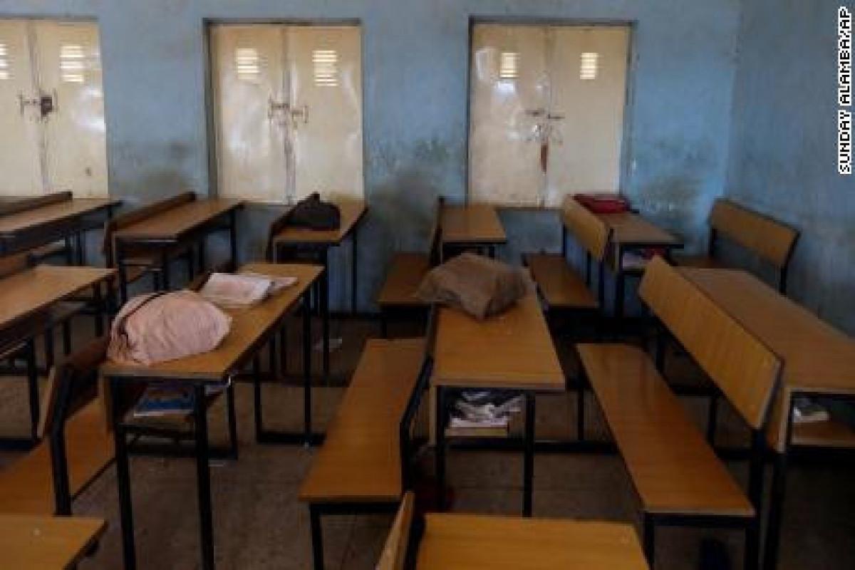 В Нигерии похитили более ста школьников