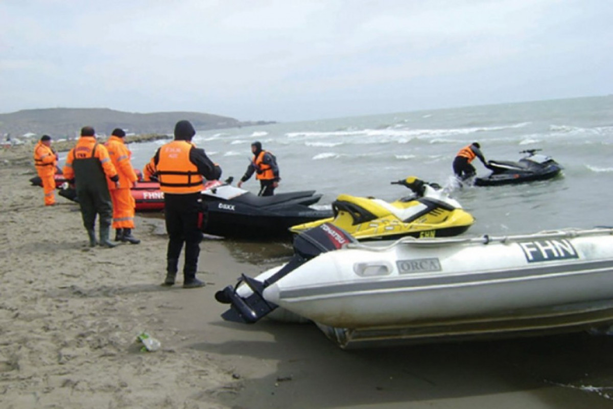 One person drowned in the offshore area of Neftchala region