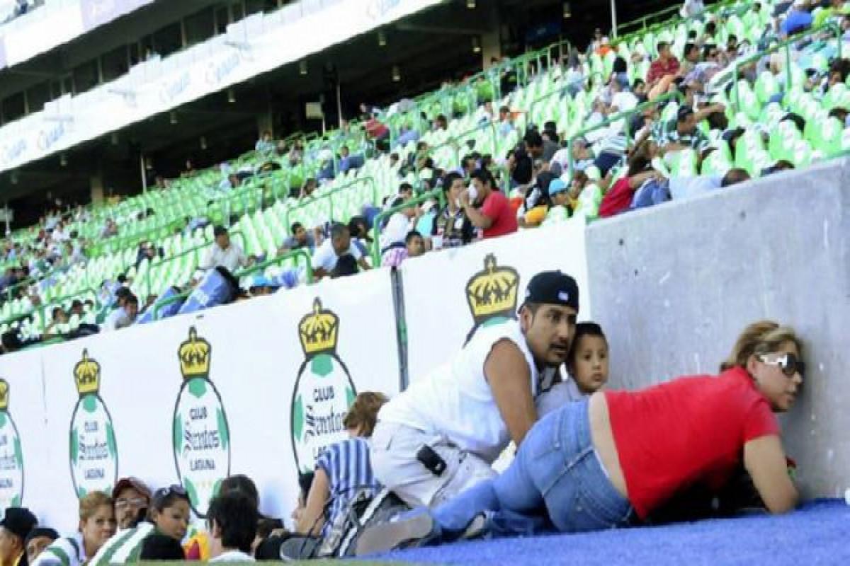 В Мексике четыре человека погибли из-за стрельбы на стадионе