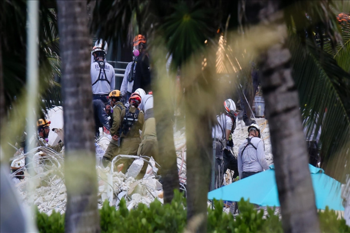 Death toll from Florida building collapse rises to 27: mayor