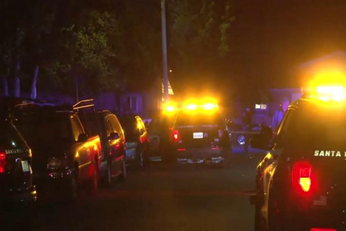 One dead, three injured in shooting in U.S. Santa Rosa