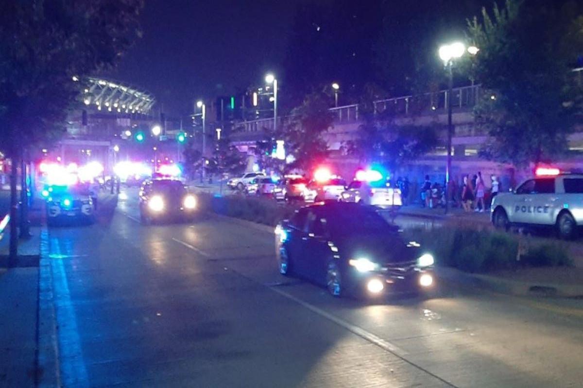 Two dead, three injured in U.S. Cincinnati shooting