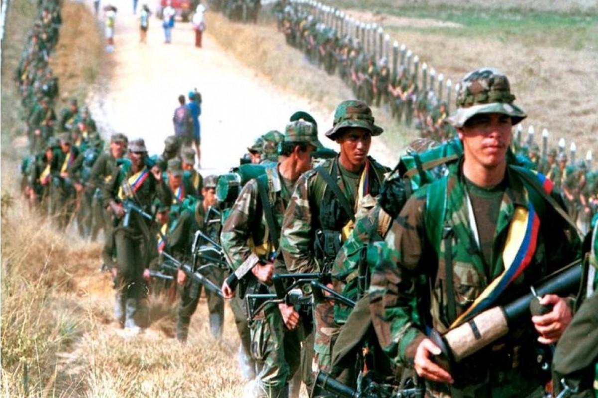 Kolumbiyada hökumət qüvvələri tərəfindən 5 üsyançı öldürülüb