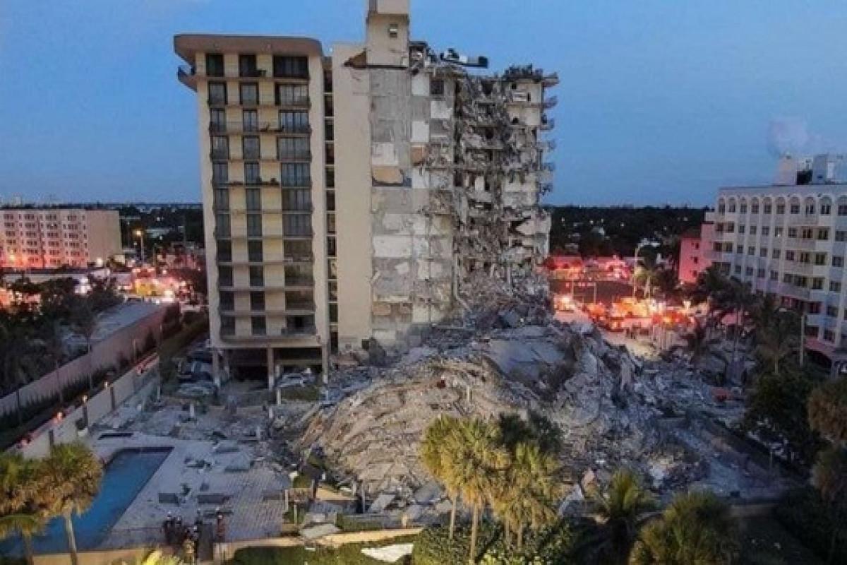 Число погибших при обрушении дома во Флориде выросло до 28 человек