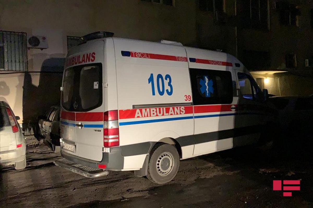 В Ширване скончалась 36-летняя женщина, выпившая накануне уксусную кислоту