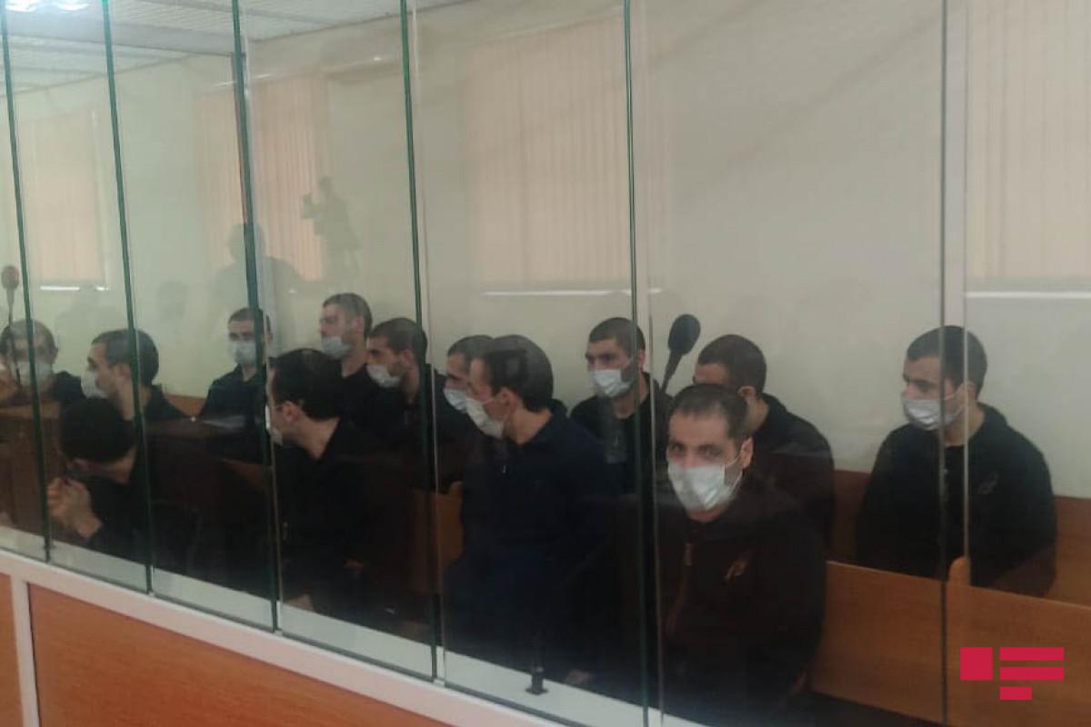 Судебное заседание по делу 13 членов армянского террористического формирования перенесено-ОБНОВЛЕНО-1