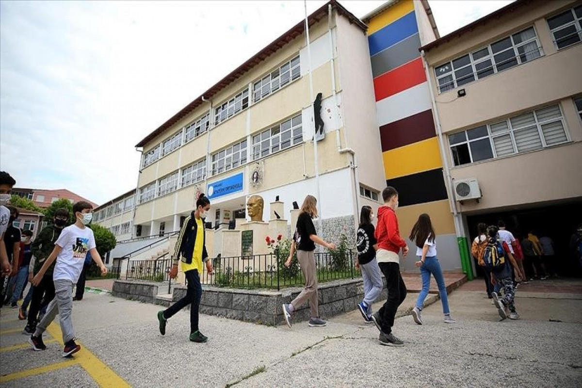 Turkey plans to reopen schools on Sep. 6: Education minister