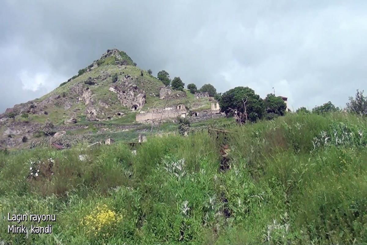 Laçının Mirik kəndi - VİDEO