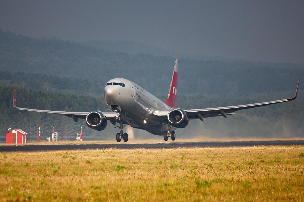 Двум российским компаниям разрешено выполнять рейсы в Баку и Гянджу