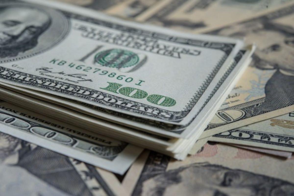 На сегодняшнем валютном аукционе банки приобрели 55 млн долларов