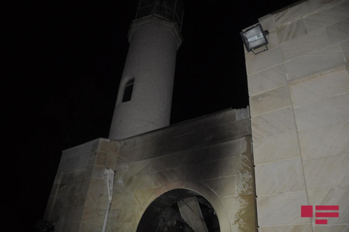 Задержаны братья, поджигавшие мечети в Сабирабаде