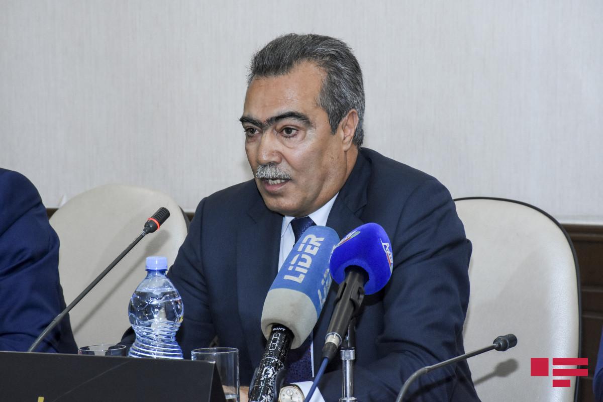 Уголовное дело Вугара Сафарли направлено в суд