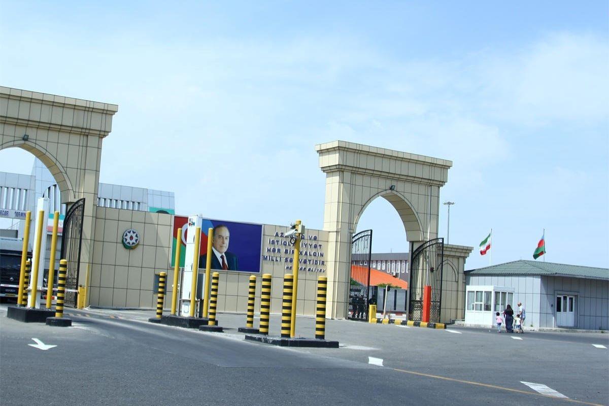 Azərbaycan İranla tranzit imkanlarının genişləndirilməsini müzakirə edib