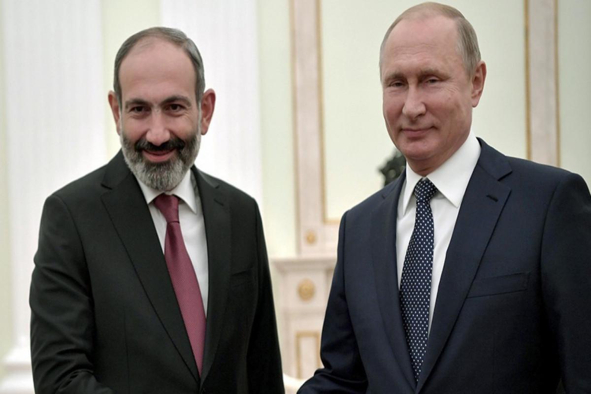 Пашинян отправится в Россию