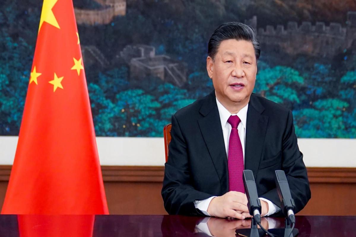China will never seek hegemony, says Xi