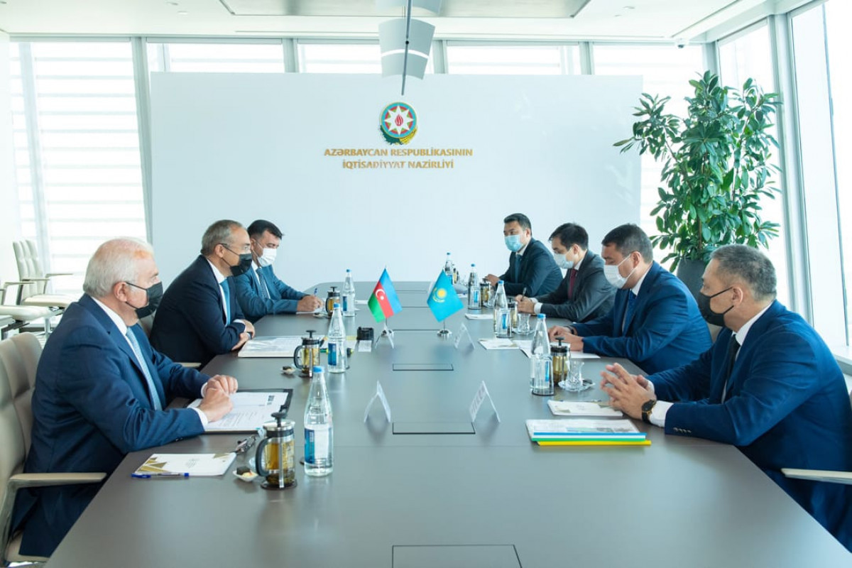 Kazakh companies are interested in participating in the restoration of our liberated territories