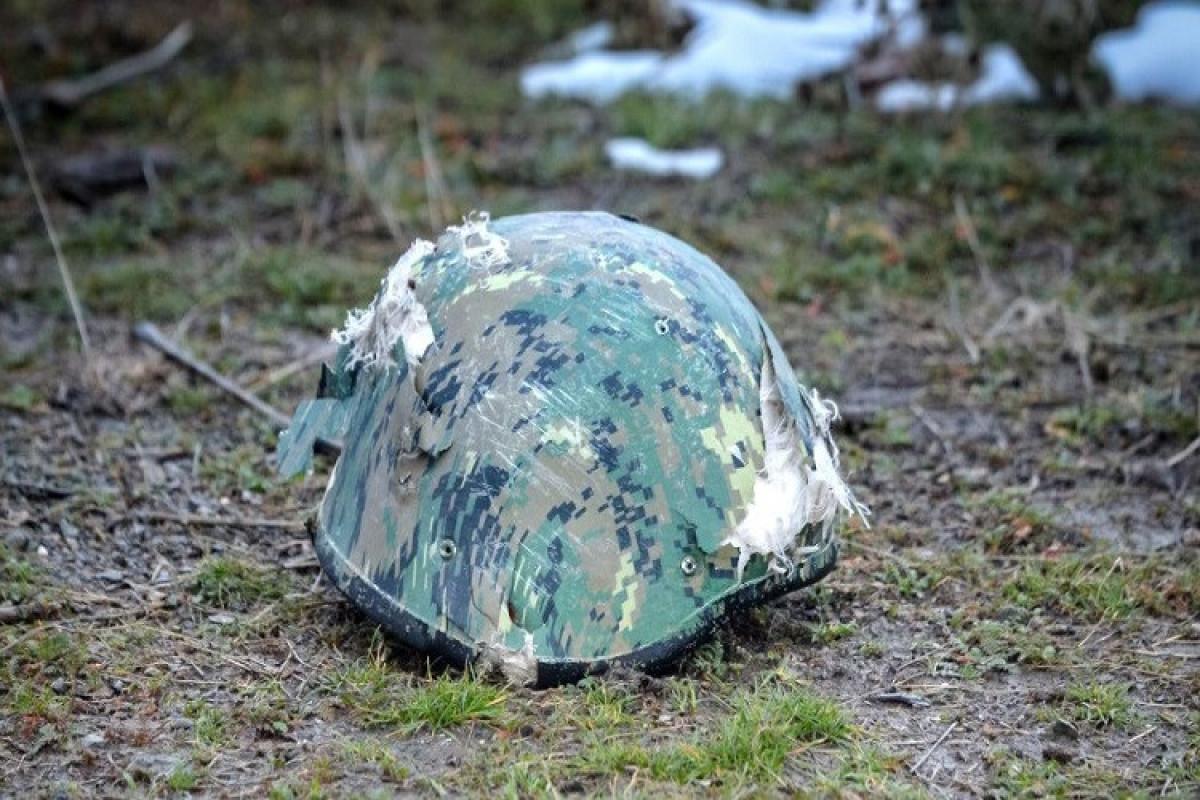 В Физули обнаружены останки еще одного армянского военнослужащего