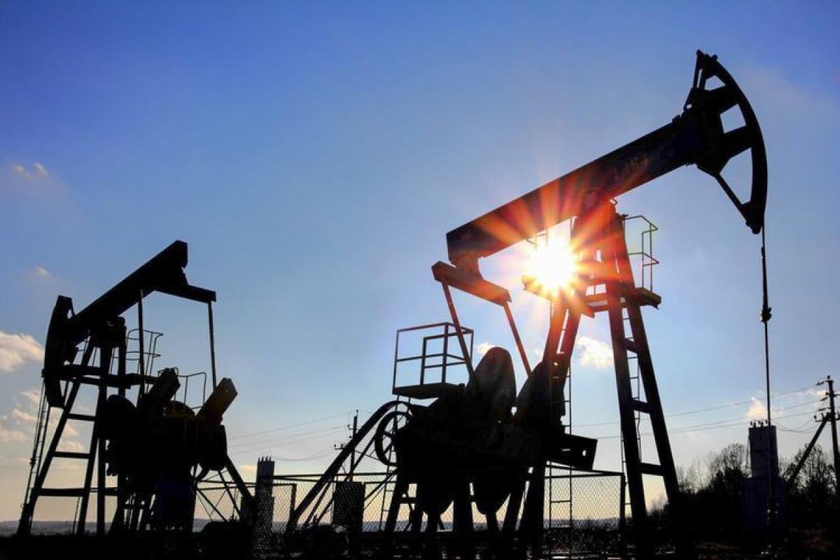 Price of Brent crude oil slightly decreases, WTI increases