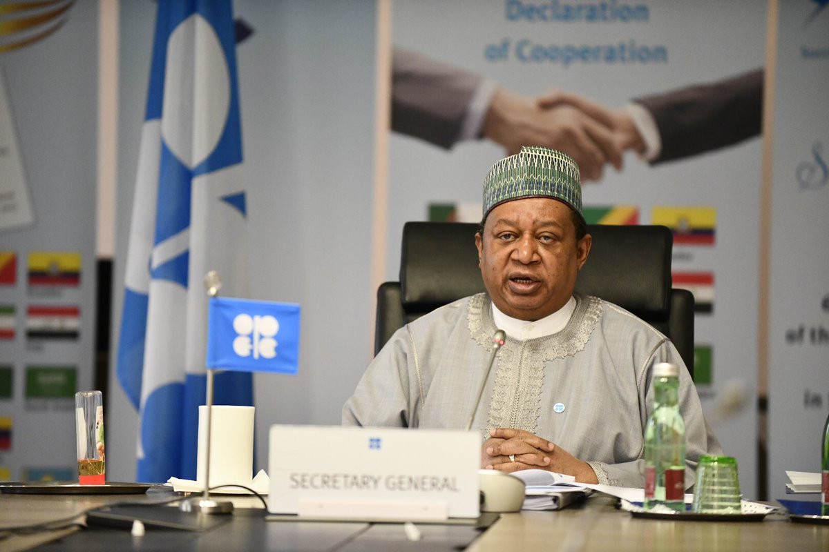 OPEC neft bazarının qeyri-müəyyənlik faktorlarını açıqlayıb