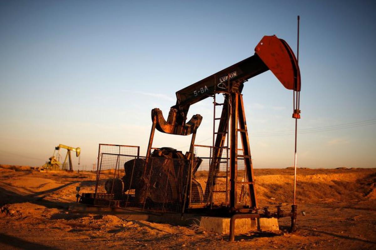 Azerbaijani oil prices decrease