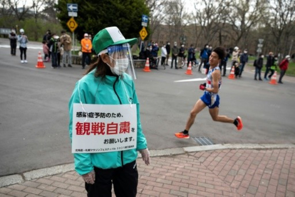Tokyo 2020  - Fans urged to stay away from Olympic marathon over virus fears