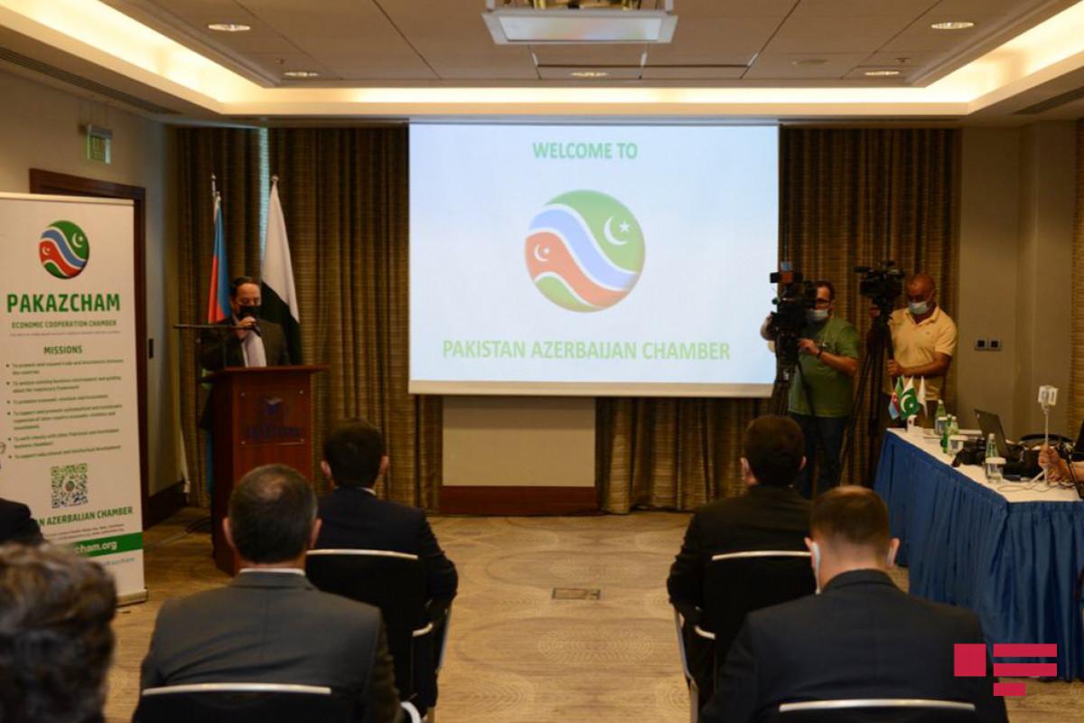 Pakistan-Azərbaycan İqtisadi Əməkdaşlıq Palatası yaradılıb - FOTO  - VİDEO  - YENİLƏNİB
