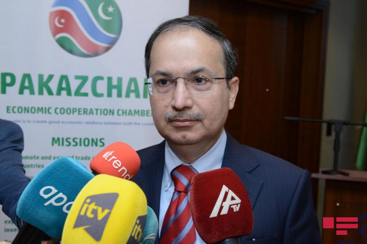 Билал Хайе: Между Азербайджаном и Пакистаном имеются широкие возможности для сотрудничества в экономической сфере