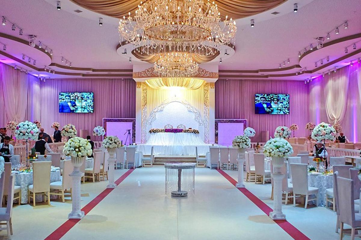 Государственная налоговая служба: Осуществляется контроль за проведением свадеб в соответствии с требованиями карантинного режима