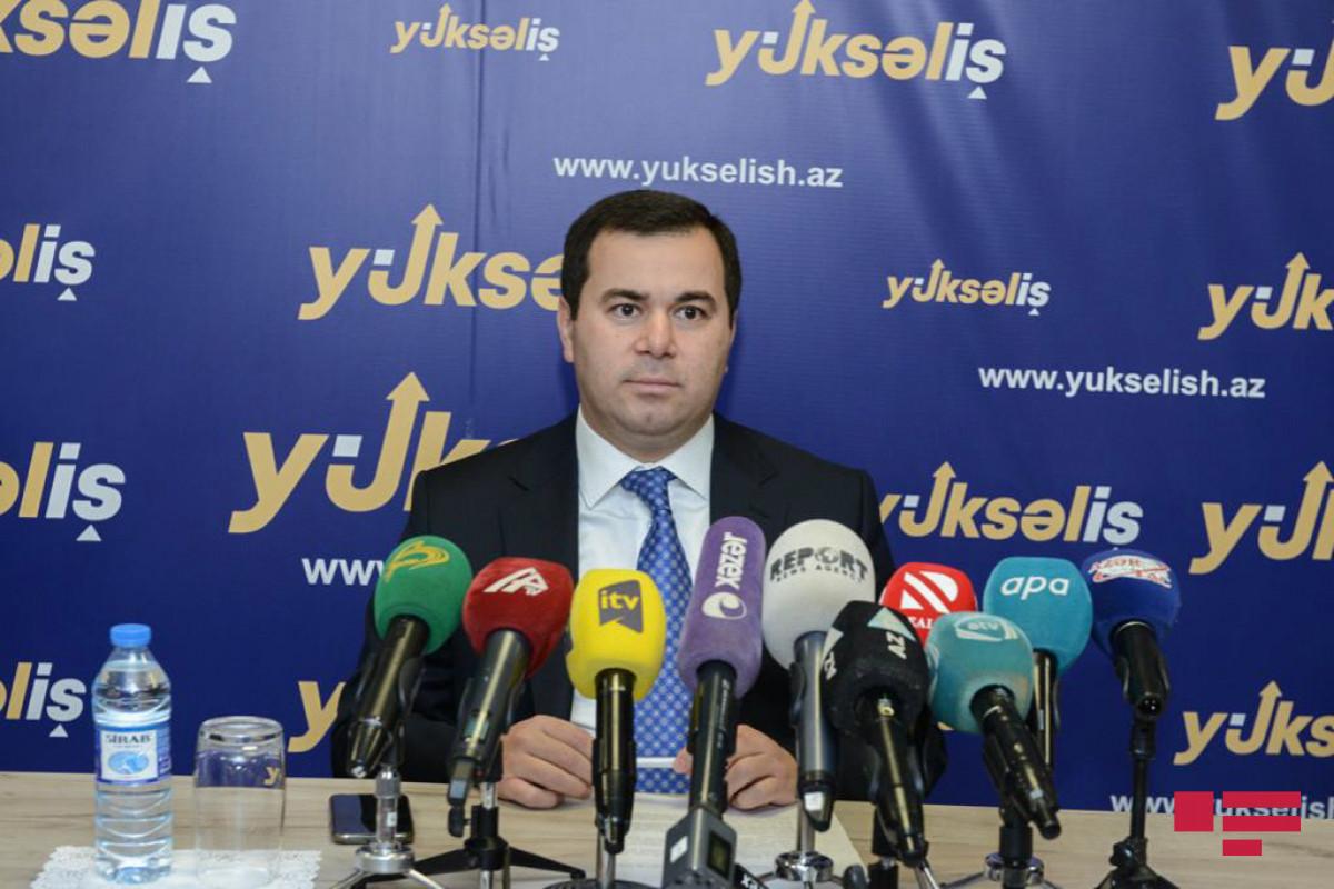 """Fərhad Hacıyev: """"İyulun 10-11-də """"Yüksəliş""""in final mərhələsi keçiriləcək"""""""