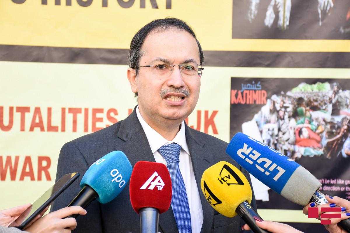 Посол: Мы будем рады экономическому сотрудничеству в трехстороннем формате Пакистан-Азербайджан-Турция