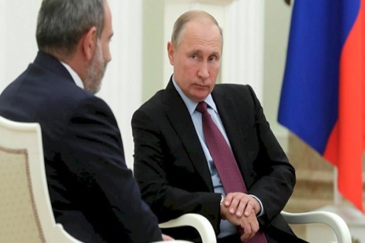 Kreml Ermənistan mətbuatını təkzib edib: Putin-Paşinyan görüşündə hər hansı sənəd imzalanmayacaq