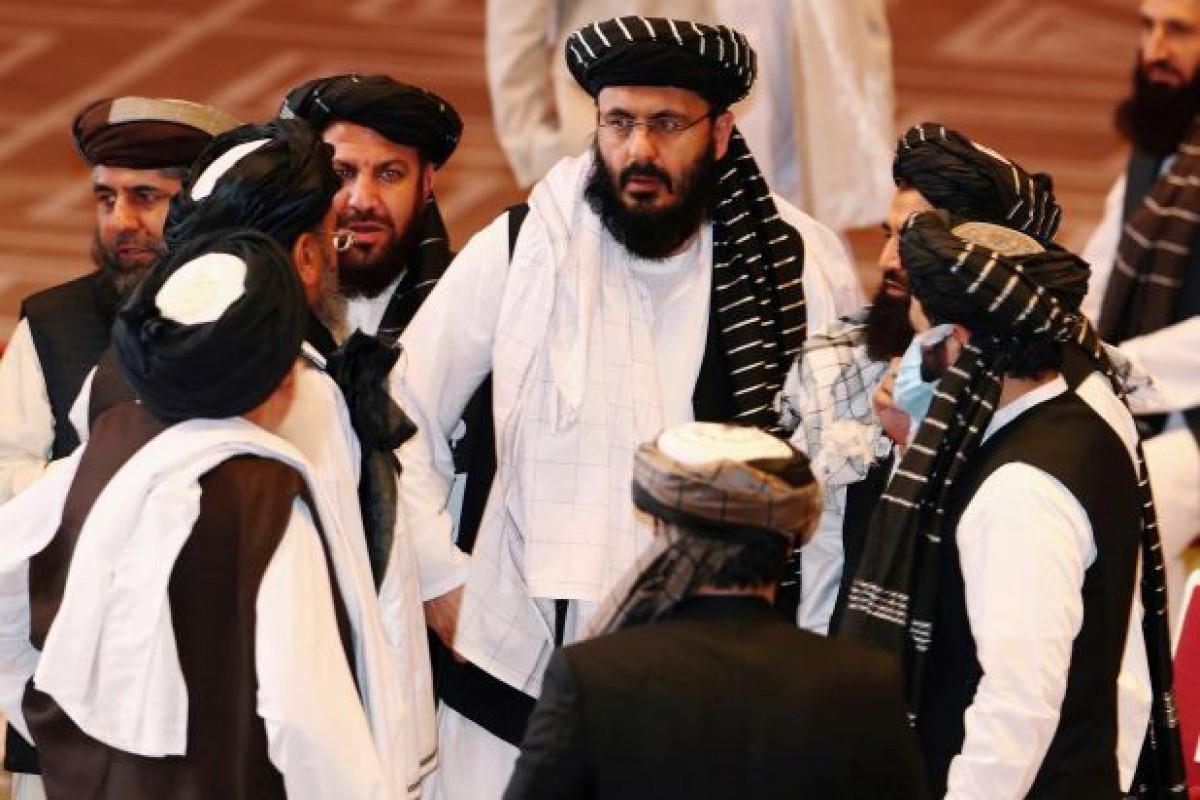 """""""Taliban"""" Əfqanıstandakı rayonların təxminən yarısına nəzarət etdiyini bildirib"""