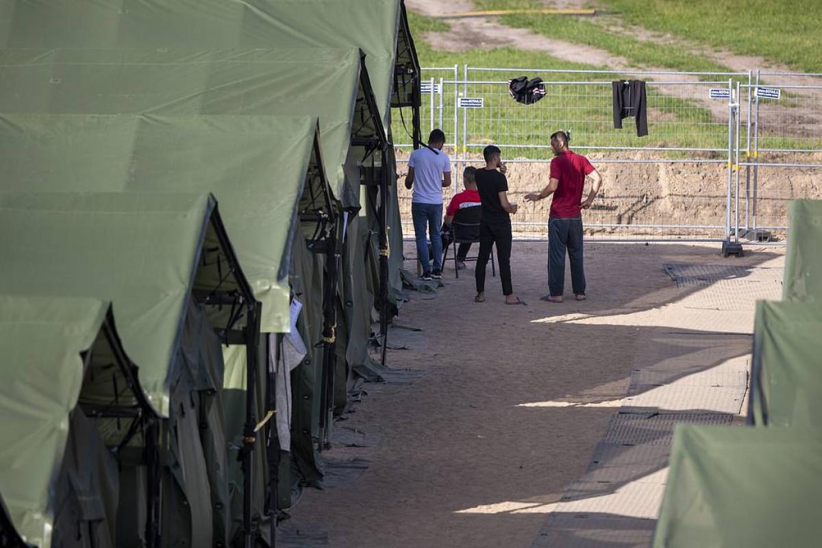Литва построит стену на границе с Белорусью для сдерживания мигрантов