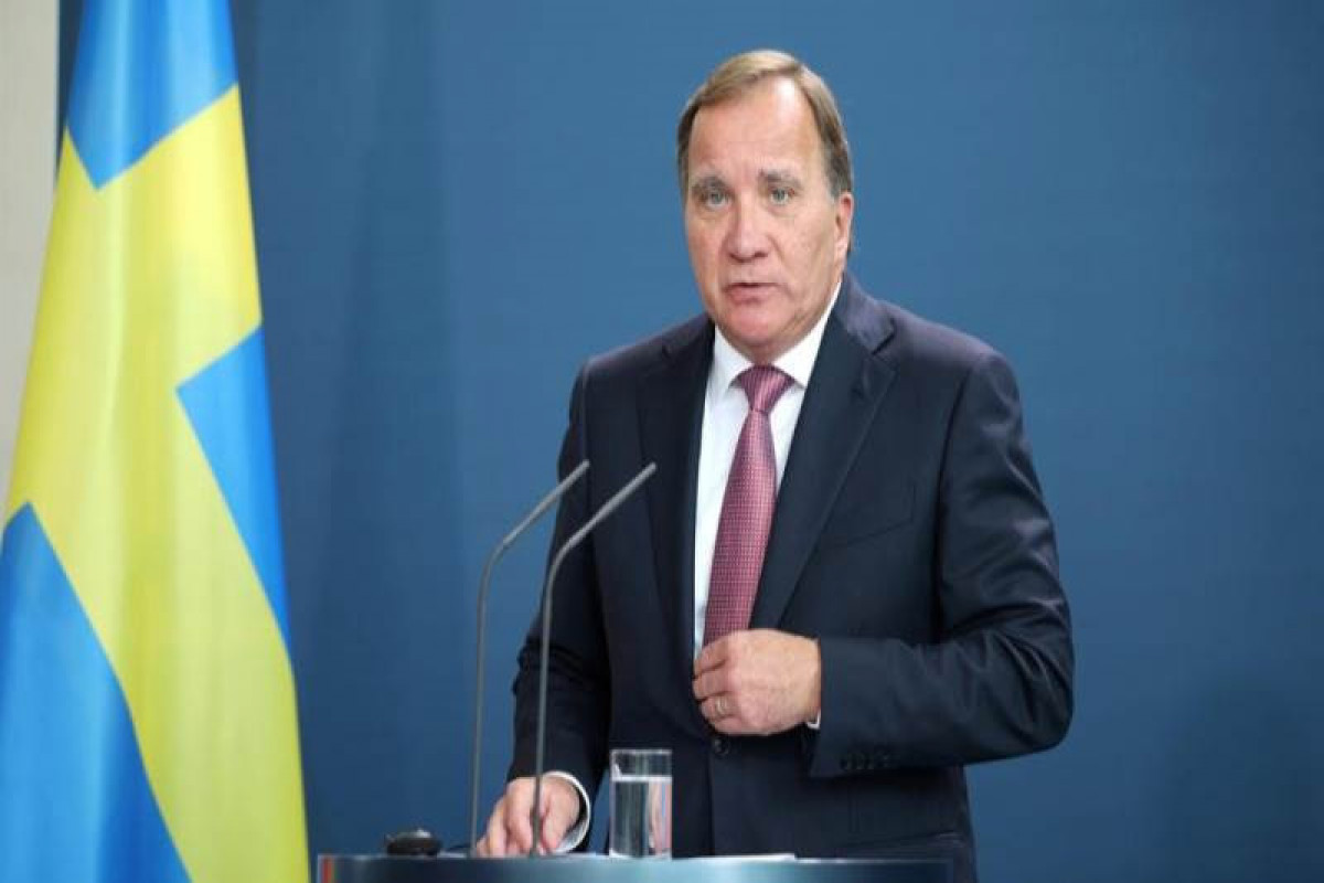 Swedish parliament re-elects Lofven as PM