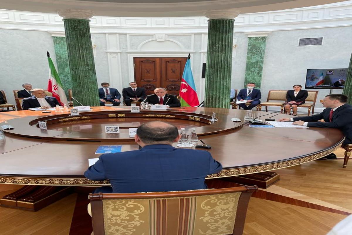 Генпрокуроры Азербайджана, России, Ирана, Туркменистана и Казахстана подписали декларацию по Каспию