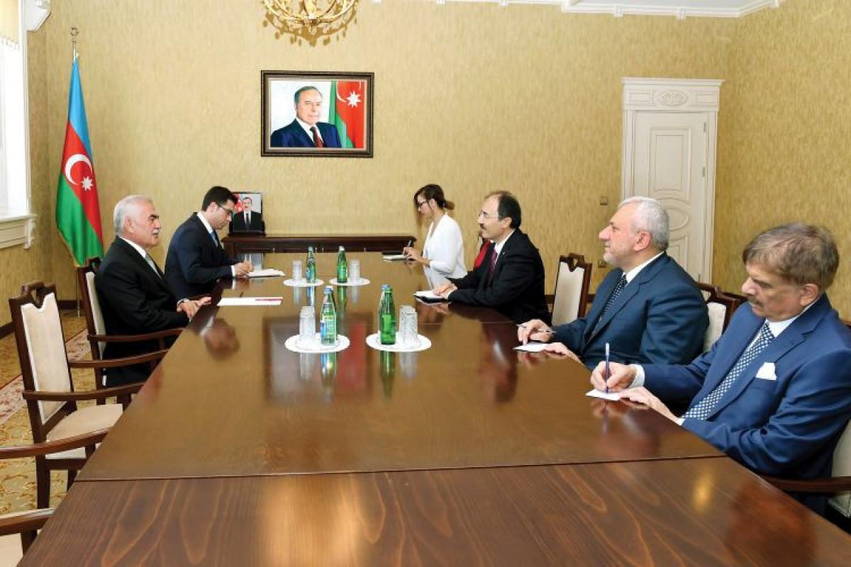 Посол Турции посетил Нахчыван