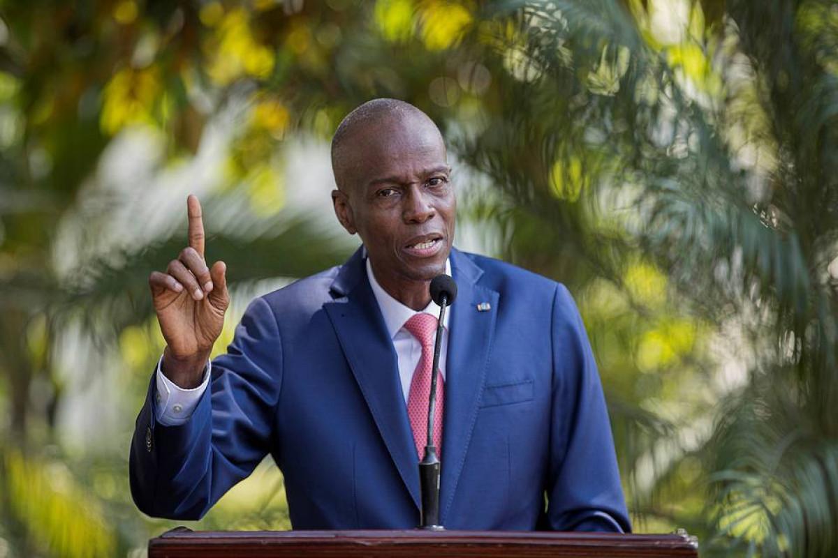СМИ: убийцы президента Гаити представились сотрудниками американского ведомства