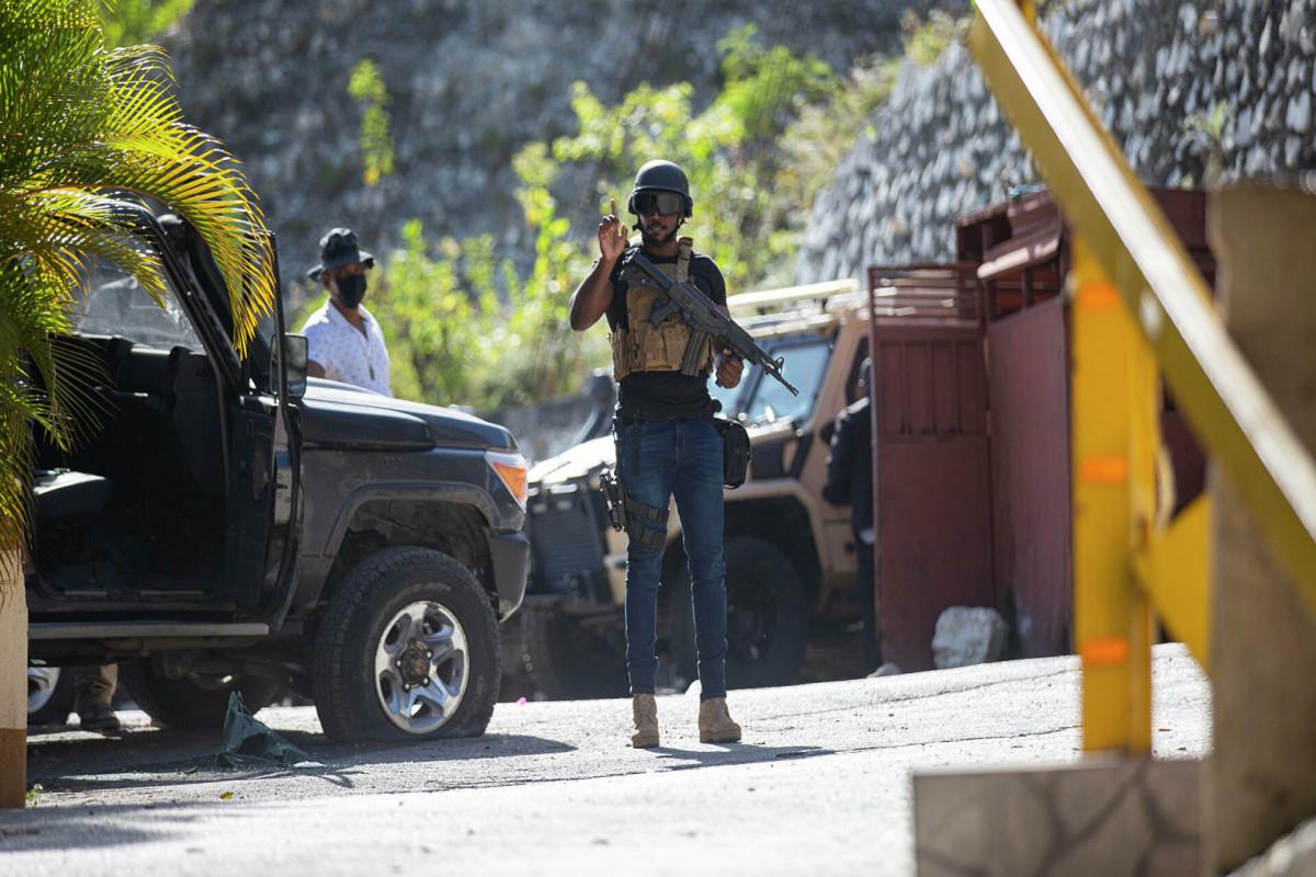 Власти заявили, что президента Гаити убили иностранцы
