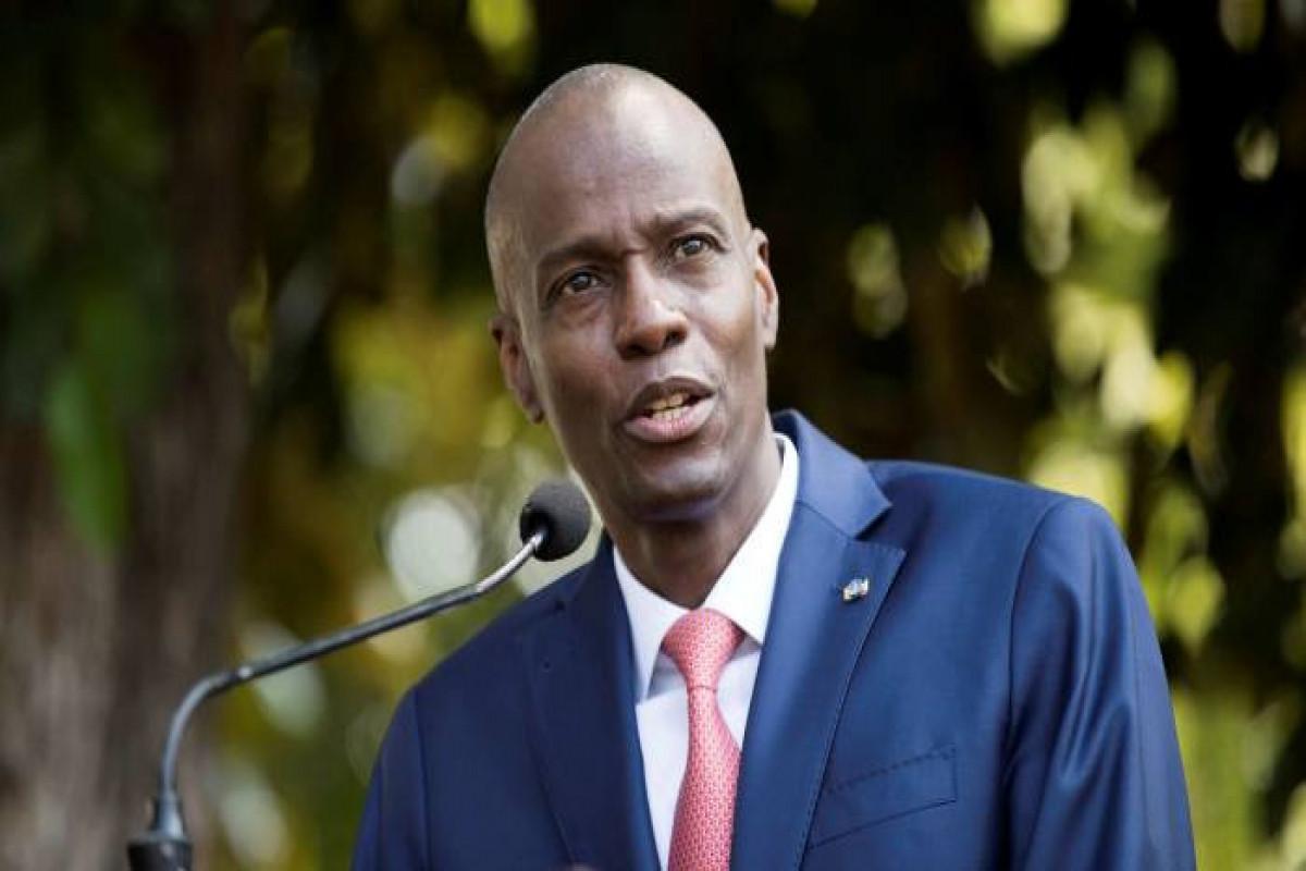 UN chief condemns assassination of Haitian president