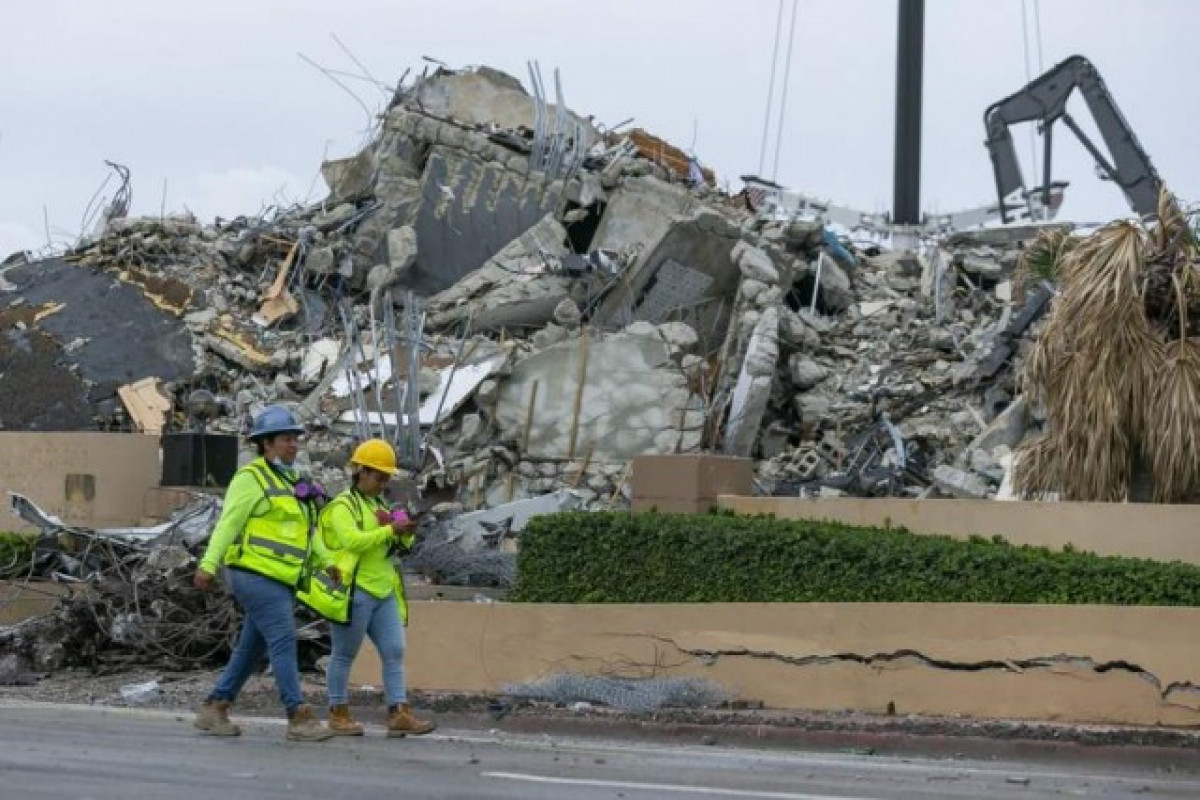 Death toll rises to 46 as 10 more bodies found in U.S. Florida building collapse