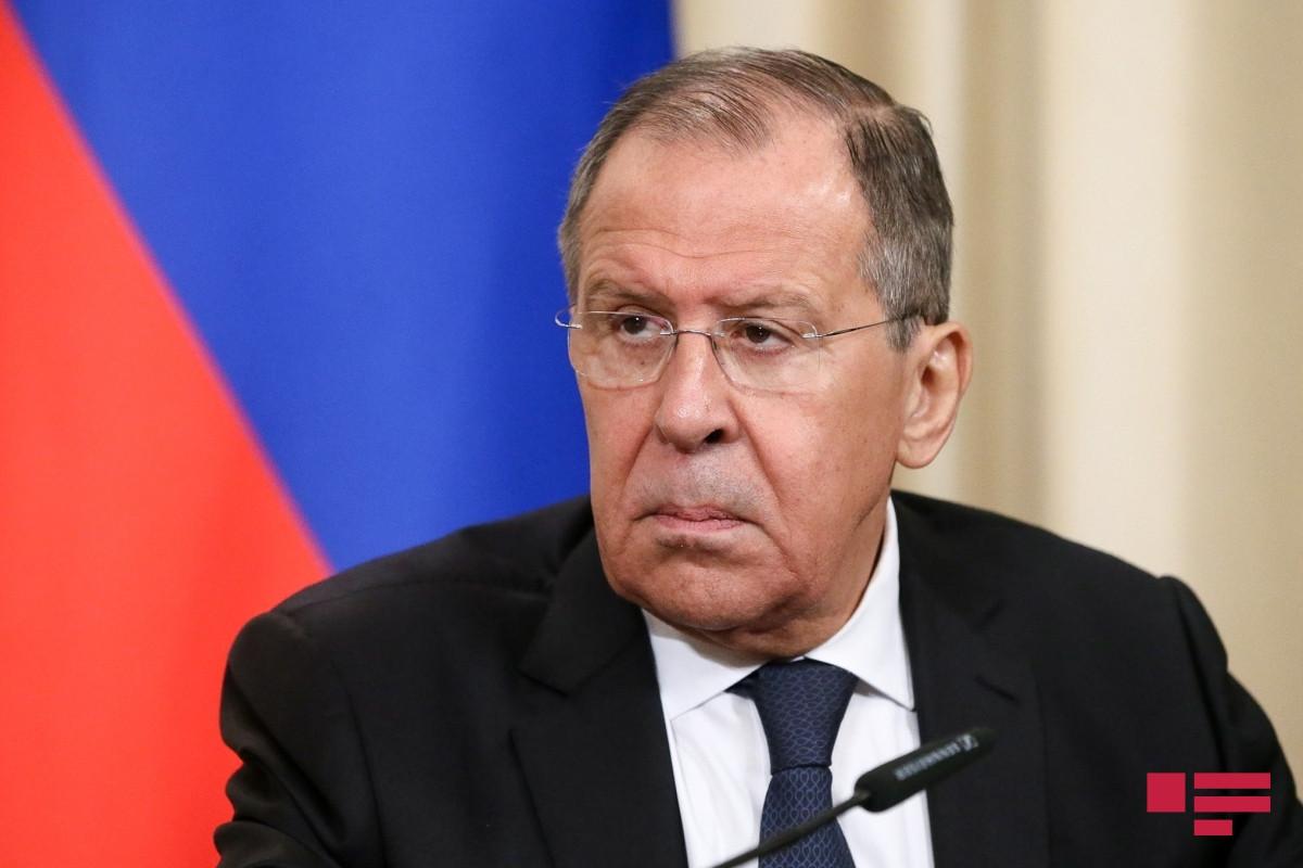 """Lavrov: """"ABŞ Əfqanıstanda iyirmi illik missiyasının uğursuz olduğunu faktiki etiraf edir"""""""
