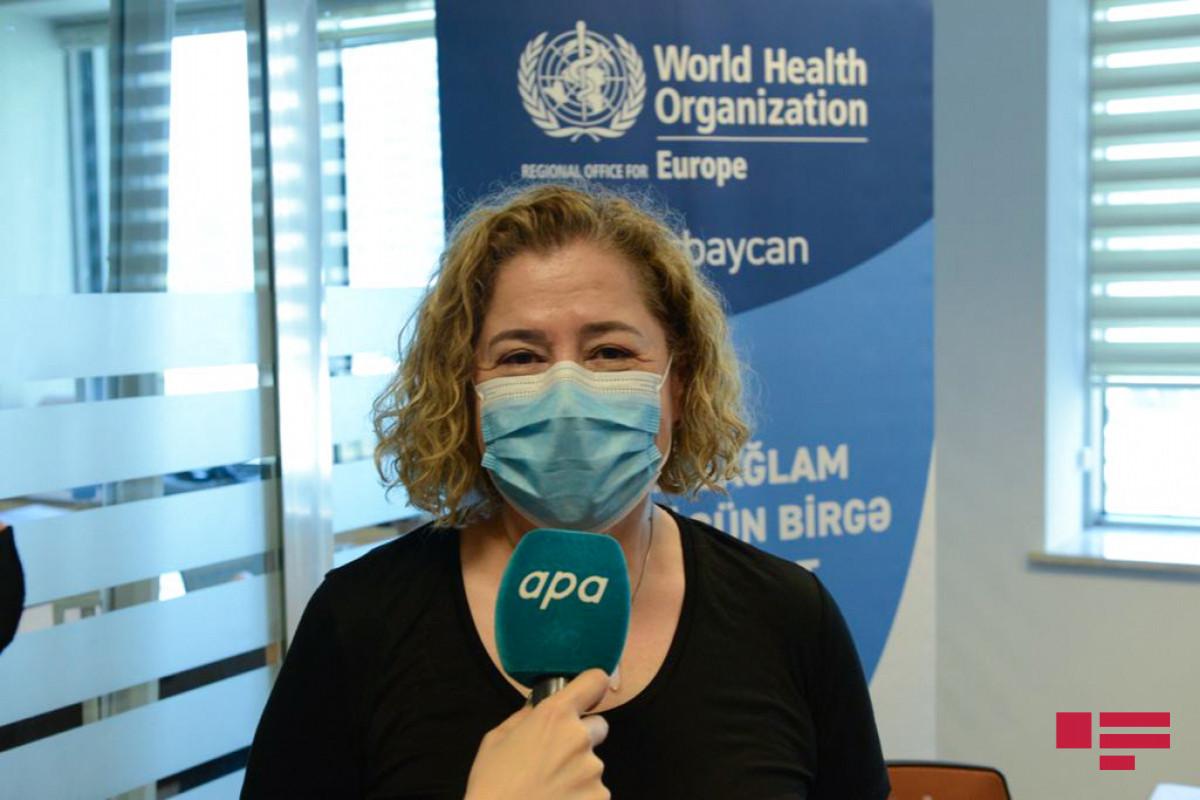 Ханде Харманджи: Появление «дельта-штамма» в Азербайджане неизбежно